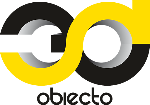 3D Obiecto logo